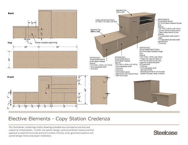 Steelcase products