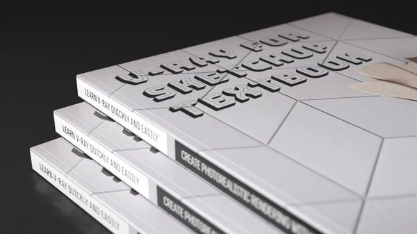 Official Moshe Shemesh textbook for learning V-Ray inside SketchUp