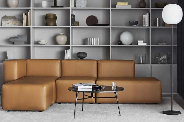 EC1 is based on square modular elements, perfect for optimising soft seating in areas with space constraints.