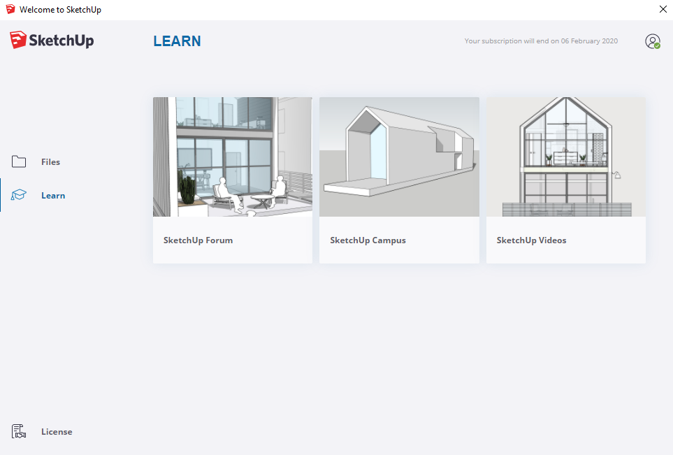 SketchUp Learn