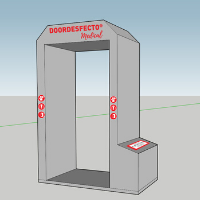 SketchUp's objects