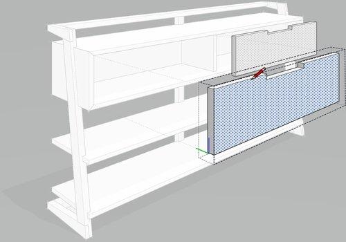 SketchUp Woodwork Plugin