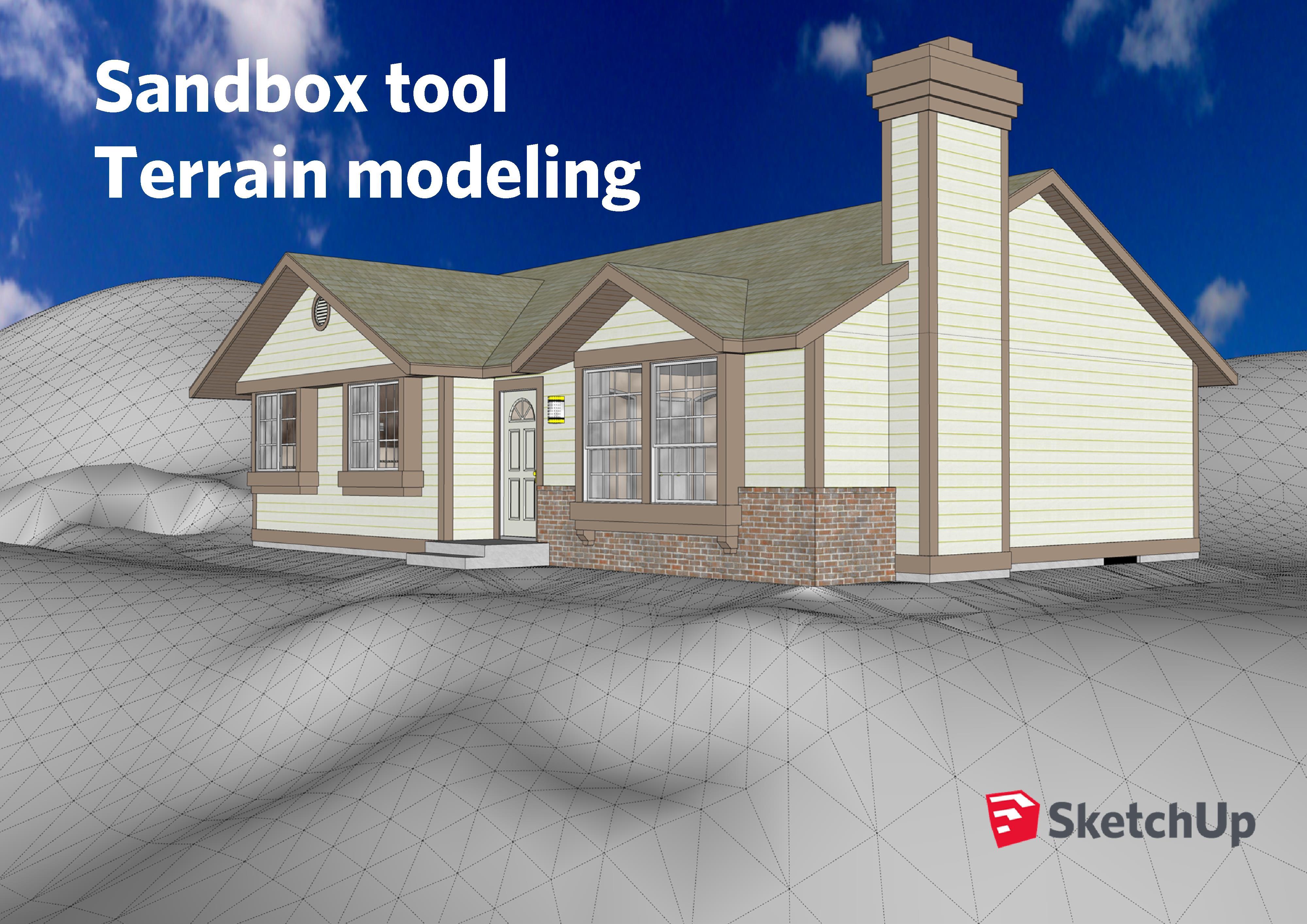 Sandbox tool for SketchUp